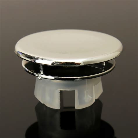 7 assoeted artistic sink overflow spare cover chrome trim - Bathroom Sink Overflow Cover
