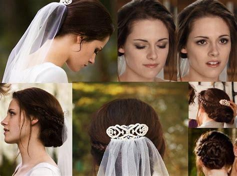 Twilight Hochzeitsfrisur by Twilight Wedding Hair Www Pixshark Images