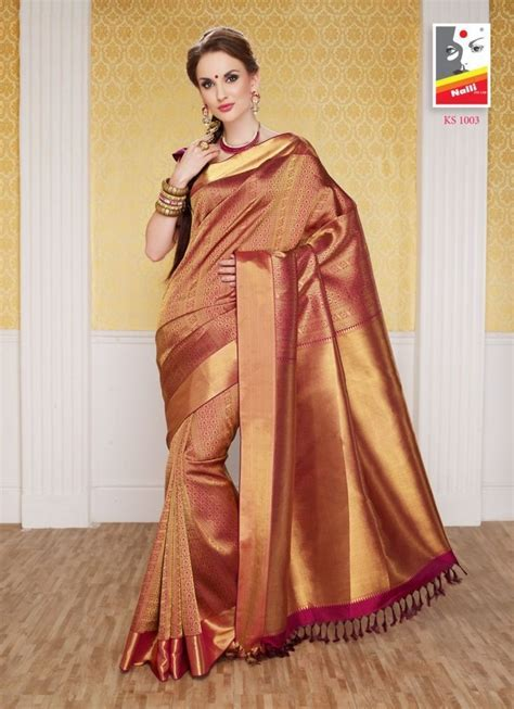 The 25  best Nalli silks ideas on Pinterest   Nalli silk