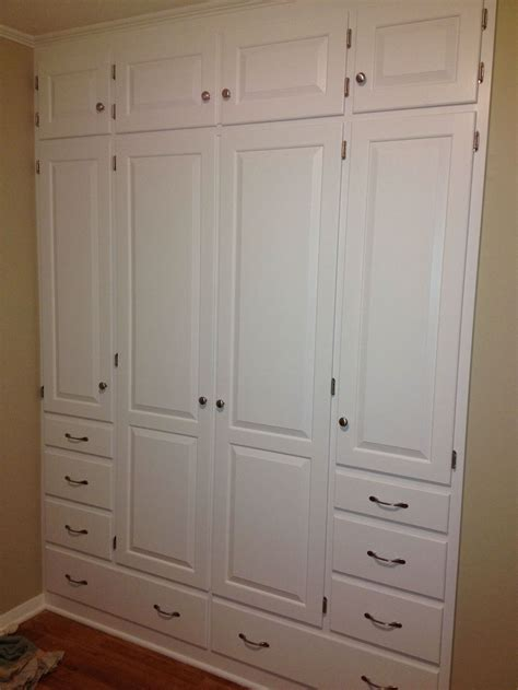 schrank in wand custom cabinet wall