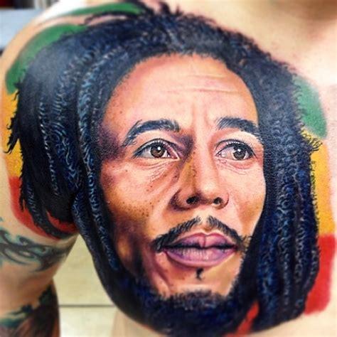 tattoo dis bob marley dis baddddd yuh fuckk yoooooo i wah