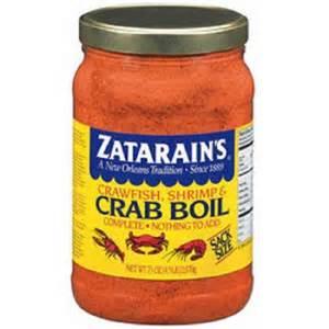 zatarain s zaterains new orleans crawfish shrimp crab boil