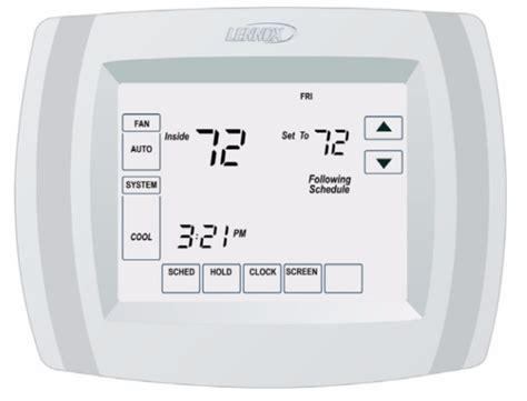 charlotte comfort systems lennnox comfort sense 5000 thermostat charlotte comfort