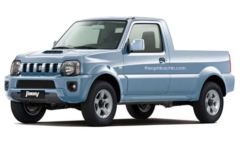 Suzuki Jimny New Sure We Ll Take This Suzuki Jimny Rendering