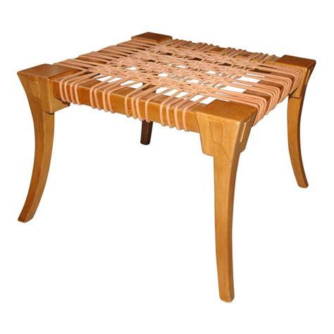 diphros square stool with cushion by saridis at 1stdibs