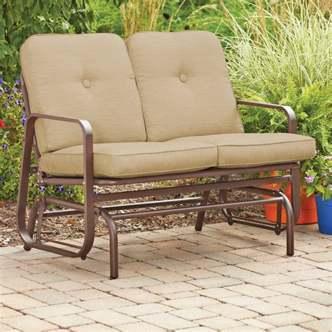 Patio Glider Chairs Metal Chairs Seating Patio Glider Chairs