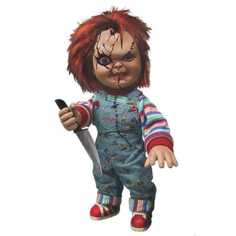 Mezco Child S Play Chucky 5 Inch Figure mezco child s play 15 inch chucky doll 365games co uk