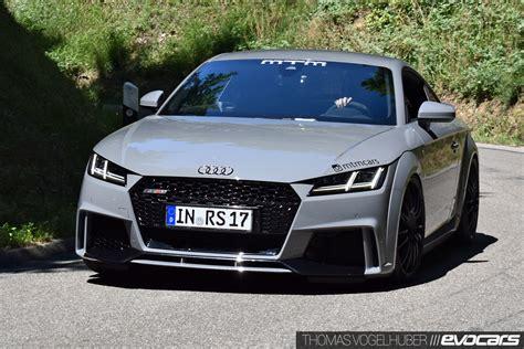 Technische Daten Audi Tt by Mtm Audi Tt Rs Im Test Tiefer Schneller Weiter