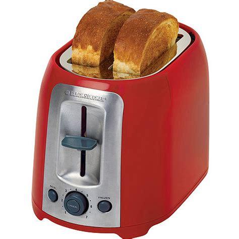 Black And Decker Toaster Black Decker 2 Slice Toaster Kitchen Appliances For All