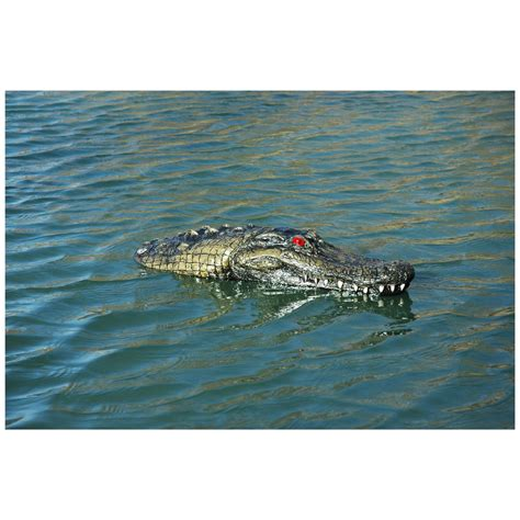 Crocodile Sport Ori New Arrival outdoor water solutions 174 floating alligator airstone