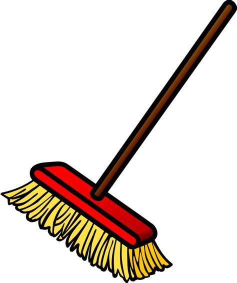 free clipart free broom clip