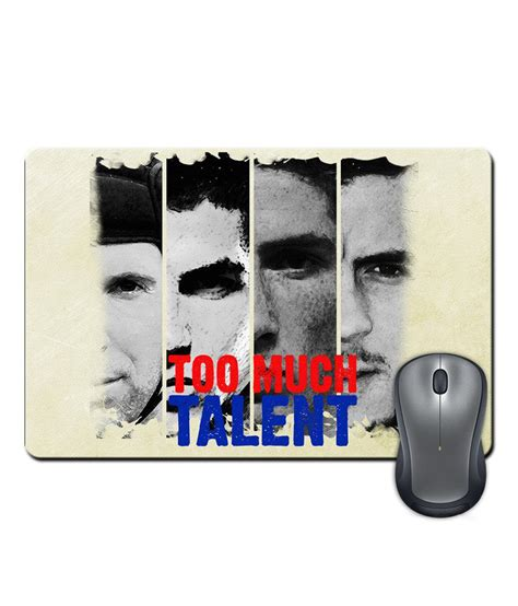 Mousepad Talent shopmantra chelsea fc much talent mousepad best price in india on 14th march 2018 dealtuno