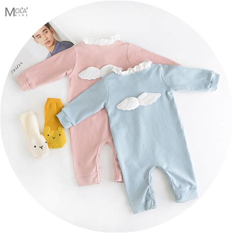 infant rompers kikikids new born baby rompers infant boys clothes