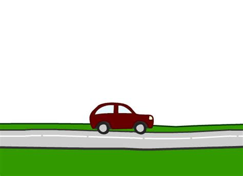 Pathway Designs animated car on road clipart best