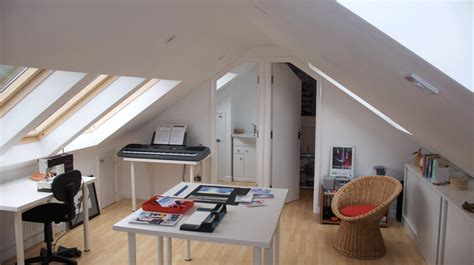 restyle yorskshire loft conversion sheffield loft office for the home pinterest garage