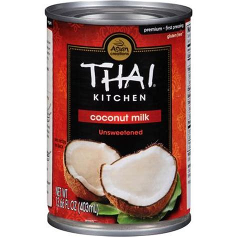 thai kitchen coconut milk thai kitchen tk coconut milk coconut milk 14 fl oz