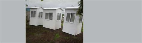 Pvc Cabins by Sunbeam Portable Cabins Pvc Frp Cabins Kiosks