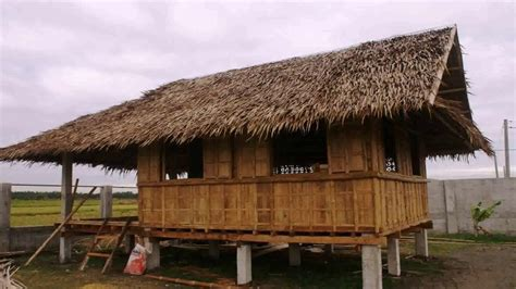 native home design news nipa hut house design in the philippines youtube