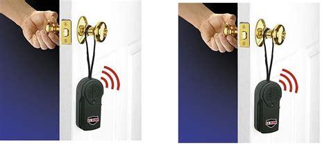 Door Knob Alarm System by 10 Reasons Why Everyone Needs A Door Alarm System