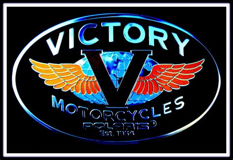 victory motorcycles logos