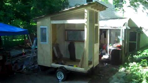 40 squar efeet quot the cub quot a 40 square foot cabin tiny house on wheels