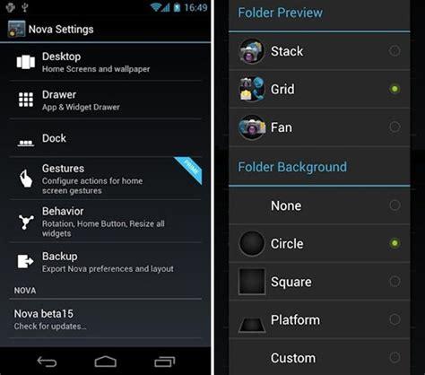 nova launcher themes tutorial how to install nova launcher on android 4 0 ics smartphone