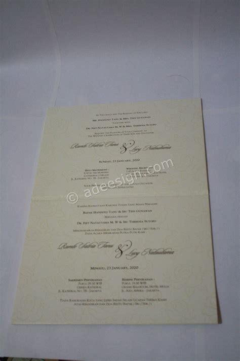 membuat undangan timbul undangan pernikahan hardcover lilo dan stich raja