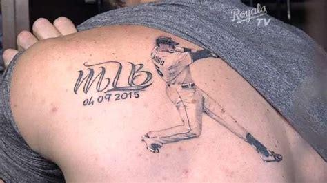 tattoo you orlando paulo orlando won the offseason when he got this giant
