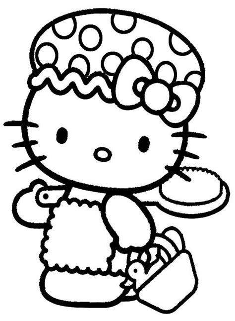 dibujo para colorear draculaura colorearcolorear hello kitty dibujos para imprimir y colorear lamina 10