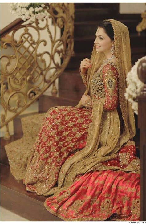 Latest Pakistani Bridal Dresses 2016 2017   Stylo Planet