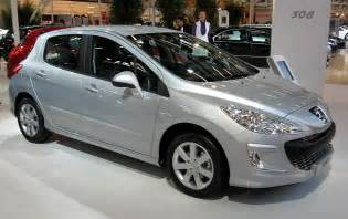 Peugeot 308 Grey