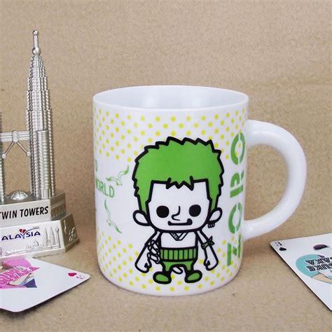 Loz Gift Large 9826 Roronoa Zoro one ceramic coffee tea mug anime store
