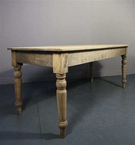 antique pine kitchen table by army navy antiques atlas