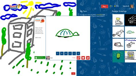 draw and guess best windows 8 apps this week
