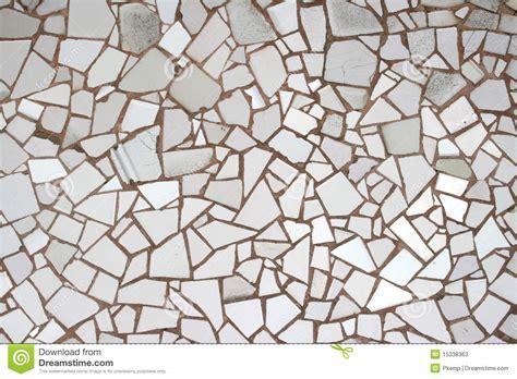 white mosaic floor tile wood floors
