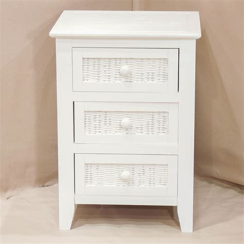 white side tables bedroom furniture using new bedside tables with storage in modern