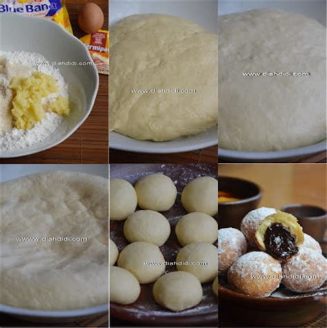 Cara Membuat Donat Yg Gebu | diah didi s kitchen donat kentang isi coklat