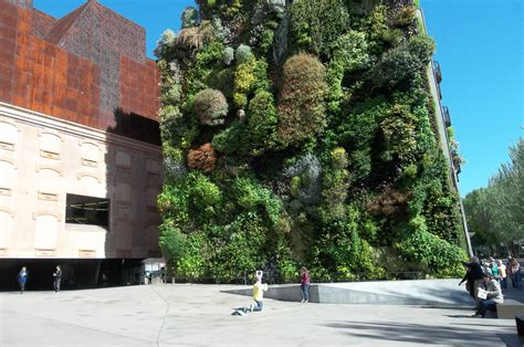 Design Your Own Building file green wall madrid jpg wikimedia commons