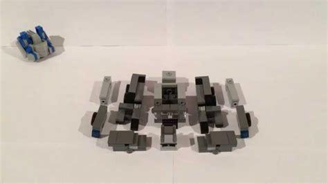 tutorial lego transformers how to build lego transformers galvatron youtube