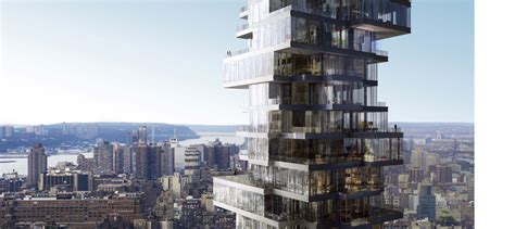 Stacked Townhouse Floor Plans by Iconic New Luxury Condos For Sale In Nyc 56 Leonard