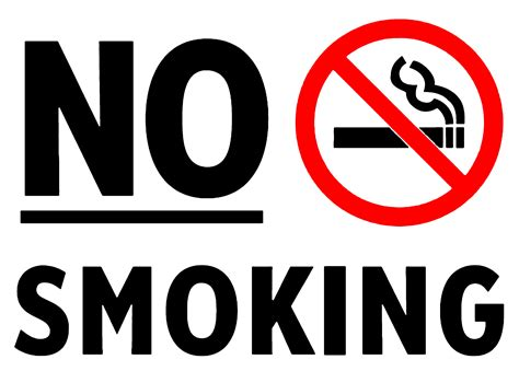 no smoking sign to download free free no smoking sign clipart best
