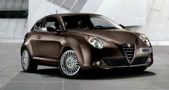 Alfa Romeo Mito Colours Alfa Romeo Mito Y Mito Quadrifoglio Verde Qv Precios