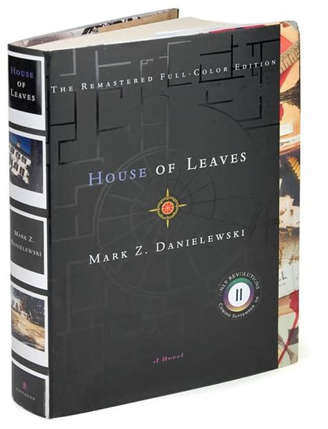 house of leaves book house of leaves mark z danielewski mana pop