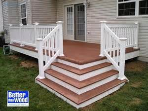 Corner Deck Stairs Design Corner Stair Deck Ideas Decks My And Front Steps