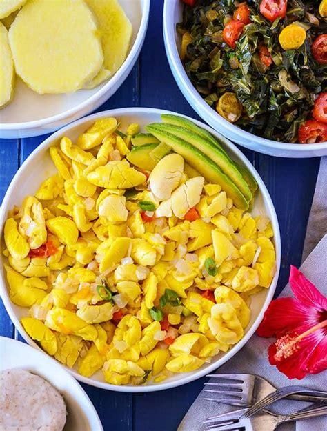 printable jamaican recipes vegan ackee gluten free healthier steps