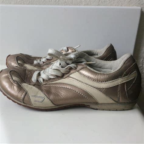 diesel athletic shoes diesel diesel tennis shoes bronze 6 from