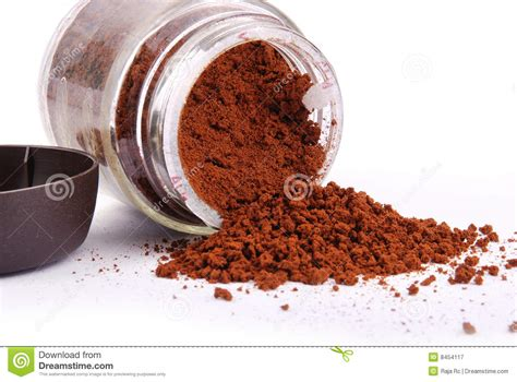 Coffee Powder coffee powder stock image image of drink high bright