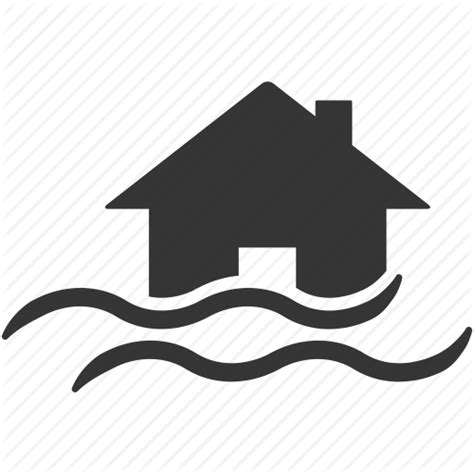 flood risk house insurance danger disaster flood hazard home house insurance natural risk safety water