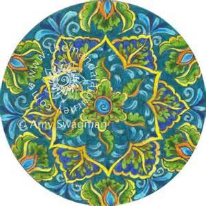 mandala colors mandala on mandala jewelry mandalas and