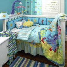 Underwater Crib Bedding Sea Nursery On Pinterest Sea Nursery Nurseries And Nursery